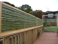 bethells - clean lines like the kenninji but with 10mm gaps between the slats.