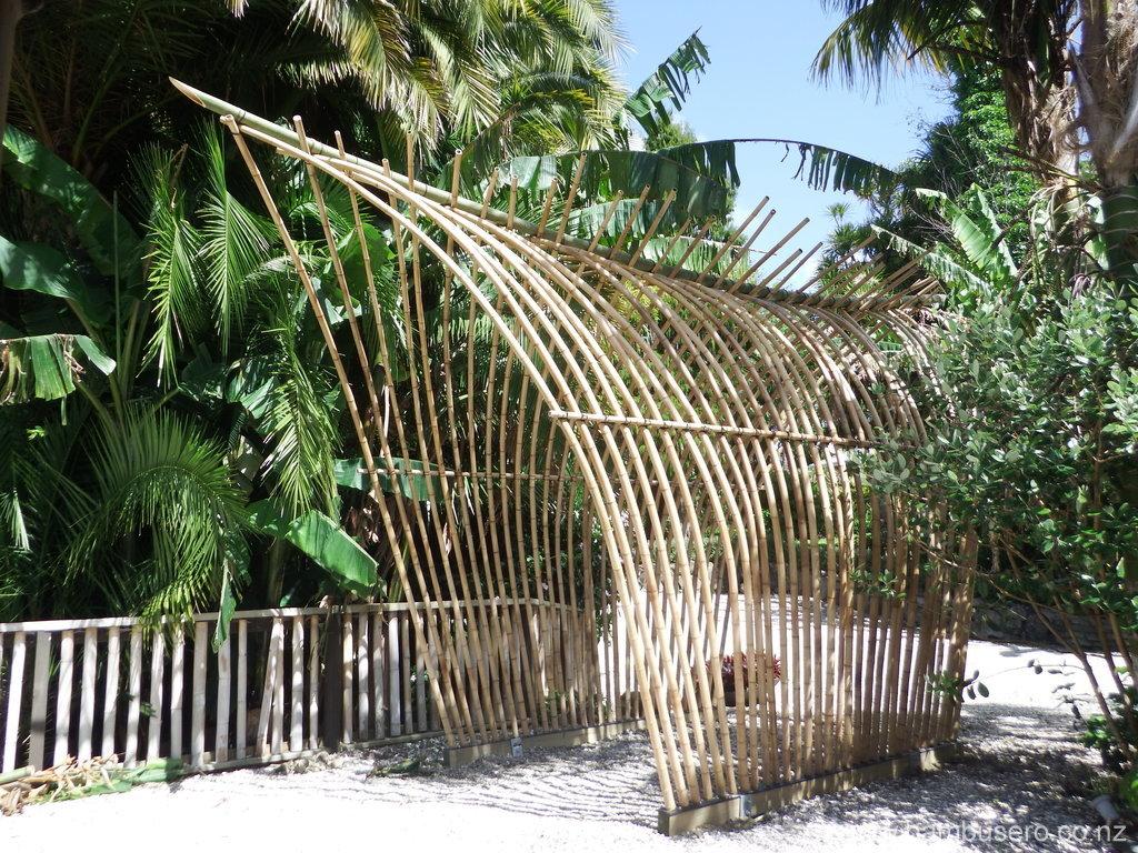 Pergola Amp Gazebo Bamboo Roof New Zealand Bambusero