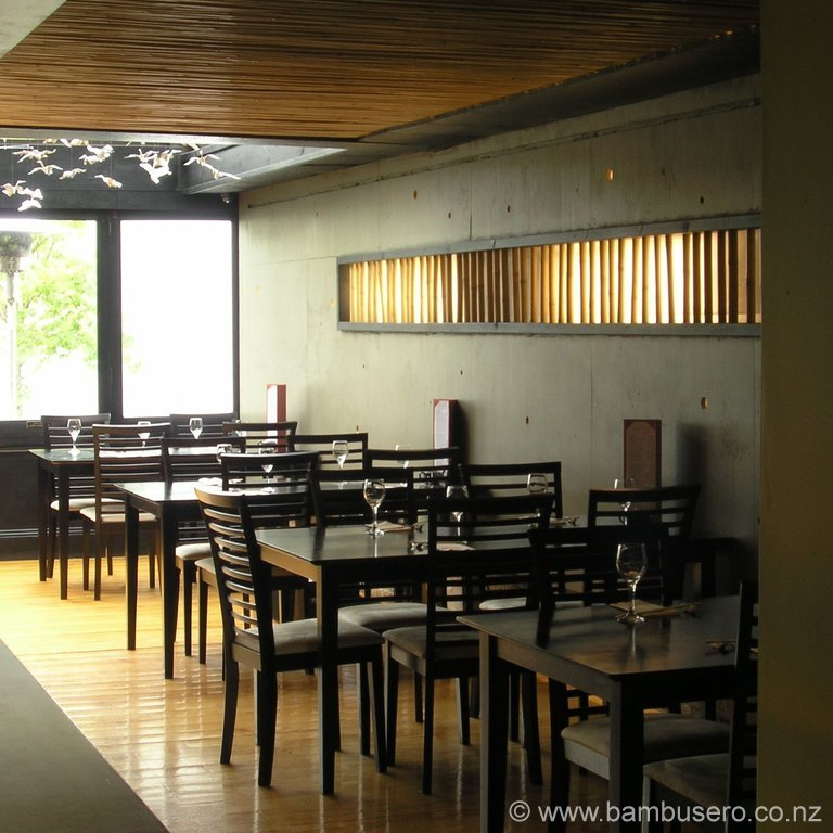Commercial Lighting Auckland: Bamboo Interiors Commercial & Retail