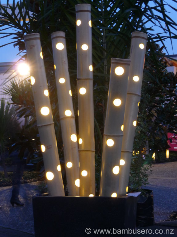 Bamboo Lights Indoor Outdoor Lights New Zealand